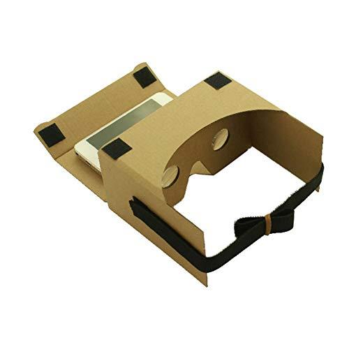 Aiohdg Virtual Reality VR headset cardboard voor mobiele telefoon Folding Board NS Nintendo Switch VR glazen doos game