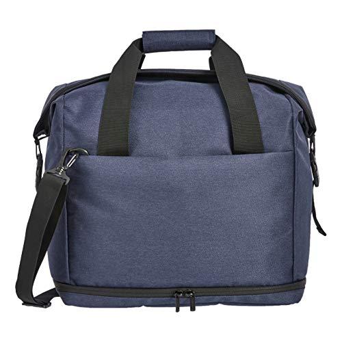Amazon Basics Urban Travel Duffel Bag, Blue
