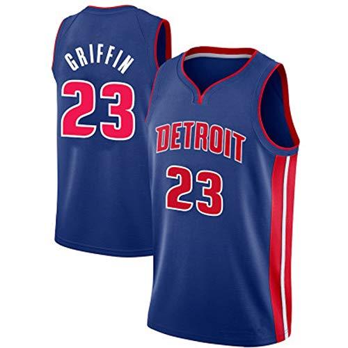 MUN Kolben Griffin # 23 Basketball-Jersey-Männer, Basketball...