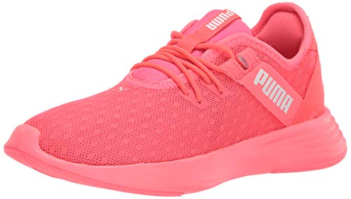 PUMA Women's Radiate Xt Sneaker, Nite Pink White, Numeric_7_Point_5