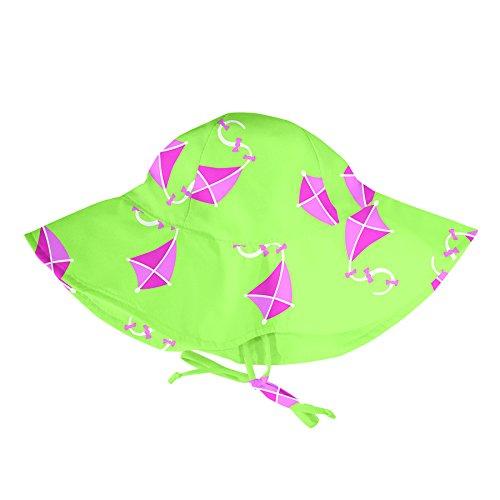 Iplay MOD Brim Hat Lime Kite Size S (0 6 Mois) Sun Protection 50+