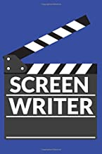 """Screenwriters' Journal: 100 Page Lined Journal 6"""" x 9"""""""