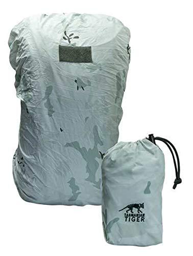 Tasmanian Tiger Unisex– Erwachsene TT Snow Cover M Schutzhülle, Snowcamo, 40-55 Liter