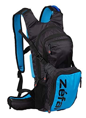 Zéfal Z Hydro XL - Sac à dos d'hydratation 11L + poche à eau incluse - Vélo/Randonnée/Trail