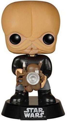 Star Wars- Figura de Vinilo Nalan Cheel (Funko 5779)
