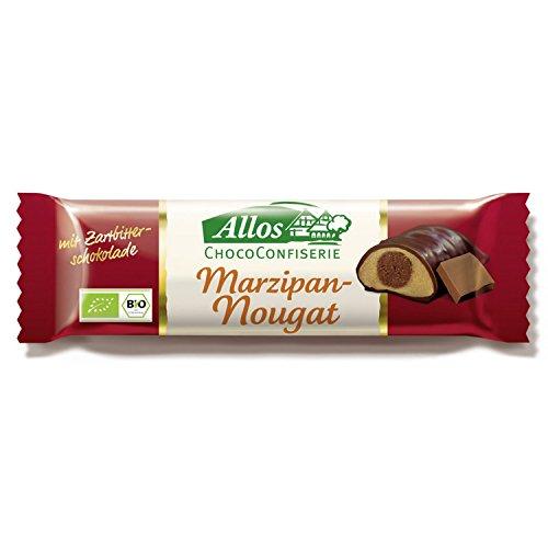 Allos Bio ChocoConfiserie Marzipan-Nougat-Riegel (1 x 35 gr)