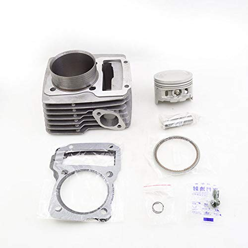 High Quality Motorcycle Cylinder Piston Ring Gasket Kit for Tyan Ty189 Ty 189 Bosuer Dirt Bike Engine Spare Parts Raw Color