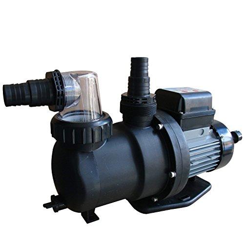 Miganeo 8,5m³ Ersatzpumpe 75-T für Sandfilteranlage Speedclean - 450 W mit integrierter Zeitschaltuhr
