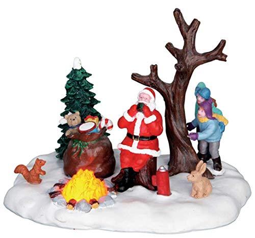 Lemax - Santa Takes A Break, B/O (4.5V)