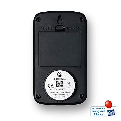 Corentium 222 Home Detecteur de gas radon
