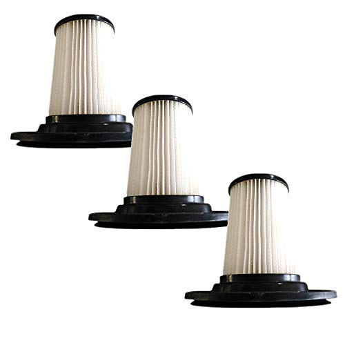 VonHaus Pack of 3 Replacement HEPA Filters Stick Vacuum Cleaner Corded