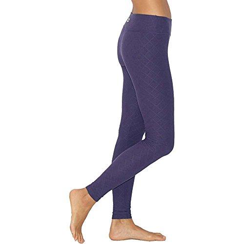 Beyond Yoga Quilt Long Leggings Color Azul Marino, Azul