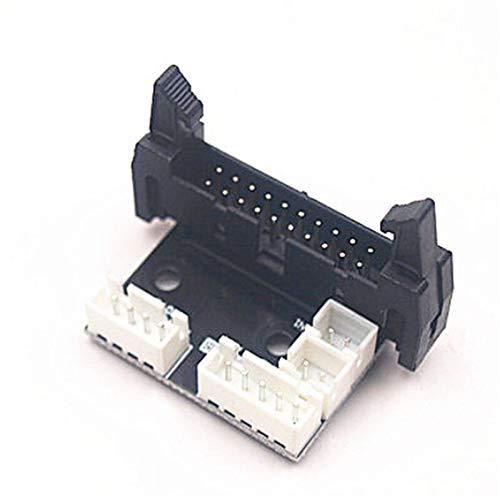 1pcs Zortrax M200 3D Printer Extruder PCB Board for The Zortrax M200 PCB Extruder Spare Parts 3D Printing Accessories