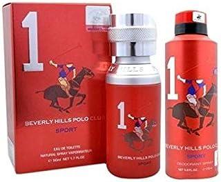 Beverly Hills Polo Club woda toaletowa Sport 1 dla mężczyzn, 100 ml