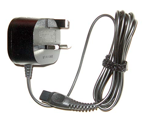 Philips mens shaver replacement power lead/charger - Quadra/Sensotec/Speed XL/Smart Touch/Arcitec