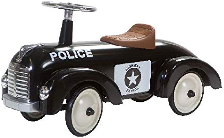 RETRO ROLLER 0706116  Laufauto Speedster Police