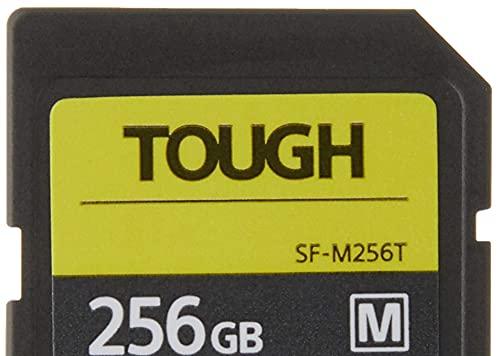 Sony SF-M256T SD-Speicherkarte (256 GB, UHS-II, SD Tough, M Serie)