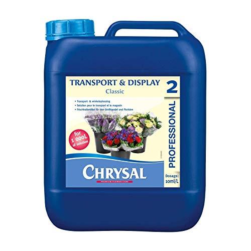 Chrysal Transparent Professional 2 Classic - 5 Litre