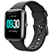 Willful Smart Watch for Android Phones and iOS Phones Compatible iPhone Samsung, IP68 Swimming Waterproof Smartwatch Fitness Tracker Fitness Watch Heart Rate Monitor Smart Watches for Men Women Black (Renewed)