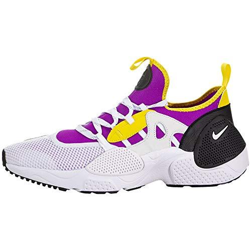 Nike Huarache E.D.G.E. TXT QS, Magenta / White-neon Yellow, 10