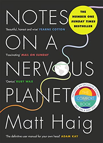Notes on a Nervous Planet: Matt Haig (English Edition)