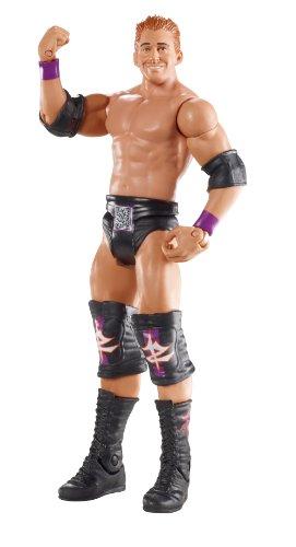 WWE - Catch - Figurines articulées - Série 24 - Zack Ryder