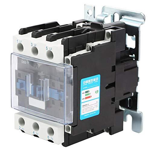 Contactor de CA CJX2-6511 Contactor de CA eléctrico industrial de alta sensibilidad...