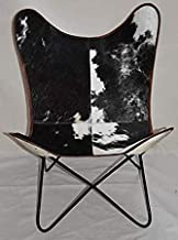 Butterfly Chair Cover Leather (Leather, 67X75X90)