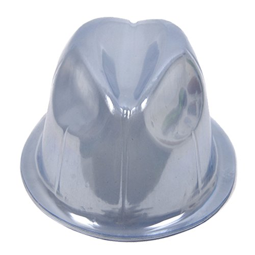 Vitality Shop Portable Advertising Clear PVC Cap Stretcher, Hat Protection (01)