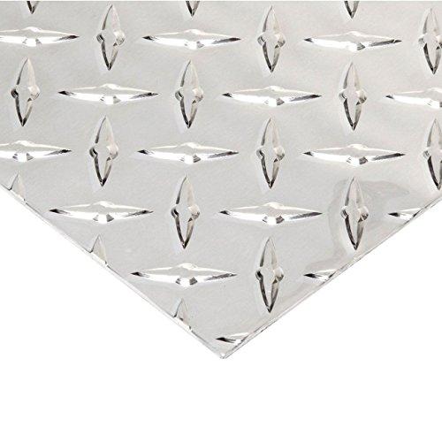 RMP .125 5052 H32 Aluminum Sheet 12 x 12