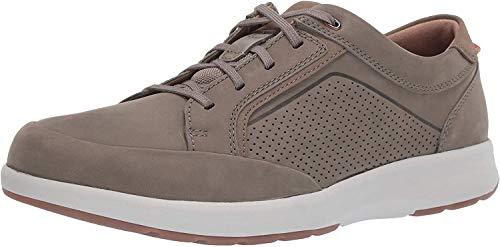 Clarks Herren Un Trail Form Sneaker, Taupe Nubuk, 40 EU