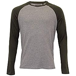 Men's Stylish Jersey Tops By Brave Soul (69OSBOURNEC, 69PRAGUEB, 69PRAGUEXL, 69OSBOURNEB, 69OSBOURNEE & 69OSBOURNEF): Elegant Crew Neckline & Long Sleeves. (149RASMUSZ): Button Fastening on The Front. Suitable For Casual Wear. NOTE : Due to the diffe...