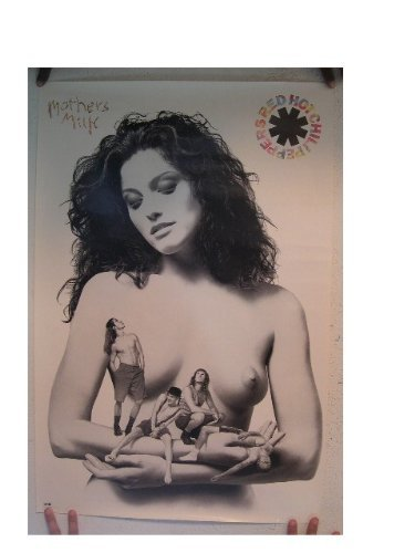 Red Hot Chili Peppers Poster Mothers Milk