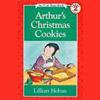 Arthur's Christmas Cookies audiobook cover art