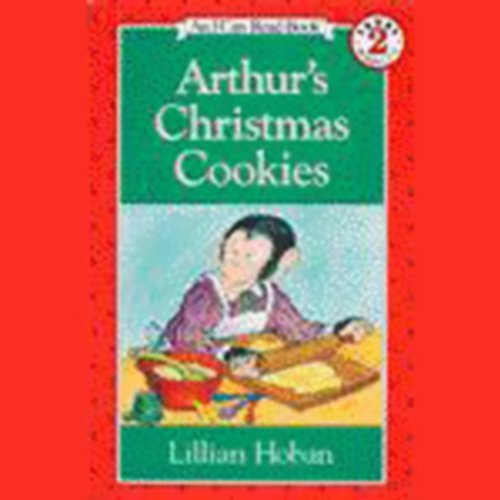 Arthur's Christmas Cookies cover art