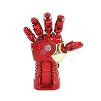 1. Kapazität: 4/8/16/32/64/128 / 256GBGB, Produktgewicht: 25g, Schnittstelle: USB2.0-Schnittstelle, Material: Metall und Silikon 2. Hi-Speed ??USB 2.0, inspiriert vom Design der Avengers Marvel Legends-Serie: Erstellen Sie dynamische Spider-Man-, Bat...