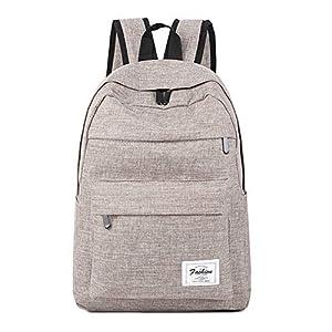 Portátil Ordenador Mochila de Mochila Estilo Clásico Impermeable Bandolera La Bolsa Hombro Messenger Bag Laptop Backpack…