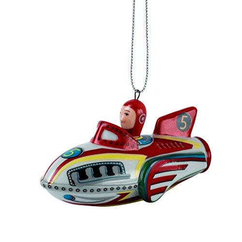 space ship ornament - 5