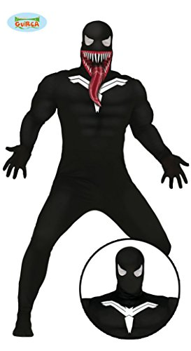 Superhero costume sombre adulte (taille L)