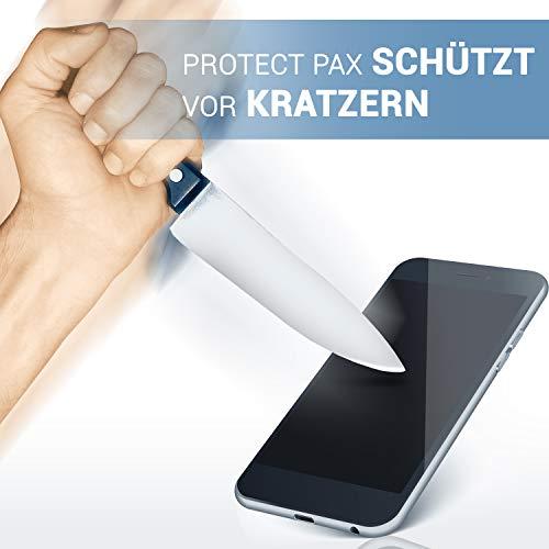 ProtectPax TESTSIEGER: SEHR GUT [1x] Flüssiger Displayschutz aus der Fernsehshow Die Höhle Der Löwen - innovatives Panzerglas für alle Handys & Marken - [2020 verbesserte Formel]