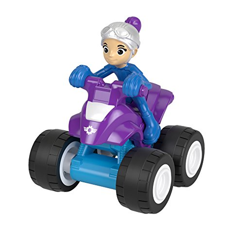 Fisher-Price Blaze and The Monster Machines Small Vehicle - Gabby