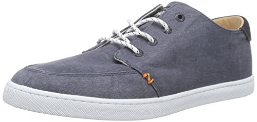 Hub Boss C06, Herren Sneaker, Blau (navy/wht 004), 42 EU