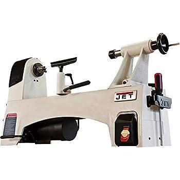 JET JWL-1221SP 12  x 21  Step Pulley Wood Lathe  719115