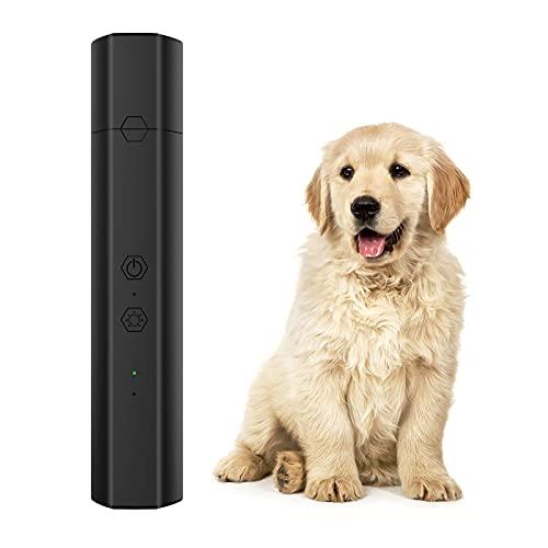 HechoVinen Krallenschleifer für Hunde, geräuscharm, 2 Geschwindigkeiten, mit LED-Licht,...