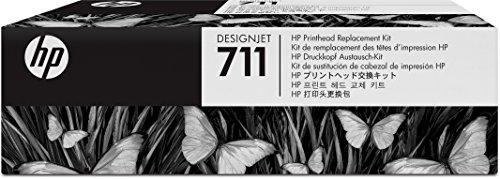 HP 711 Original Druckkopfersatzkit für HP DesignJet