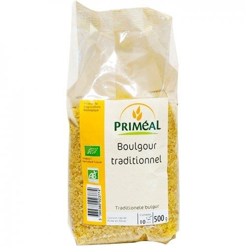 Priméal Boulgour Traditionnel 500 g