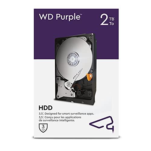 Western Digital -  Wd Purple 2Tb