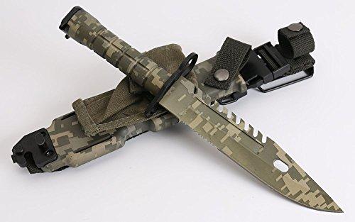 REGULUS KNIFE US-Militärregierung eingerichtete Typ M9 Bajonett Kampfmesser 2432 Militärausrüstung 【72 Stunden Lieferung abgeschlossen】