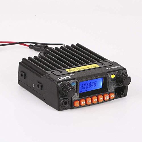 QYT KT-8900R Tri-Band VHF, 1.25M, UHF Mobile Transceiver 25W Dual...