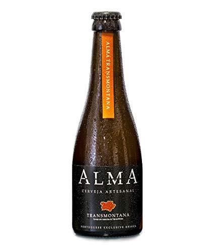 Cerveza de Castaña Alma Transmontana - pack 3 botellas